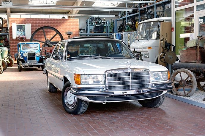 Mercedes Benz Niederlassung Gaggenau